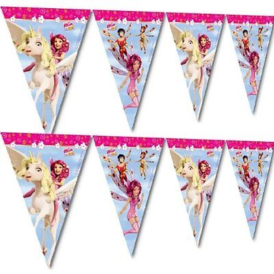 Mia and Me Party Girlande Banner