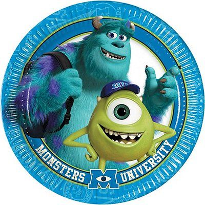 Disney Monster University Party Cut Masken