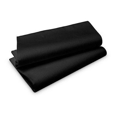 Duni Tischtuch Evolin  1,27 x 2,20 m schwarz