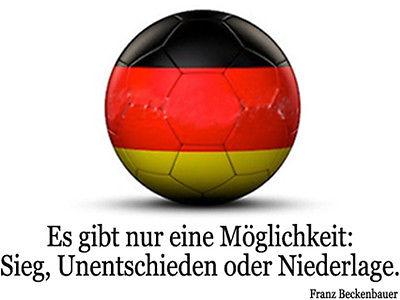 20 Duni Zelltuch Servietten Fußballfieber 33 x 33 cm Franz Beckenbauer