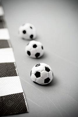 Party Konfetti  3 D Fußball von Santex
