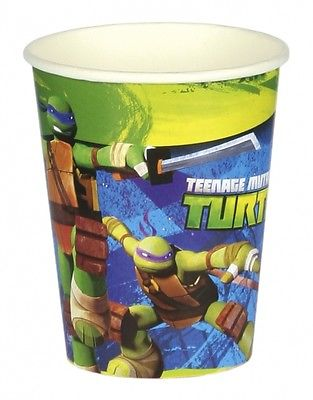 Ninja Turtles Party Becher