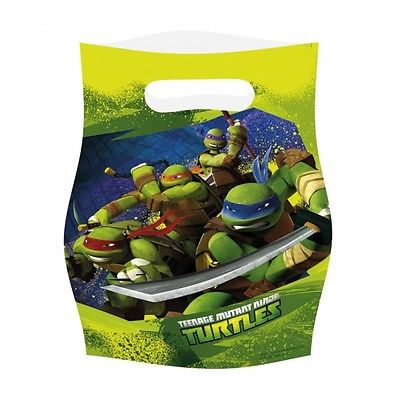 Ninja Turtles Party Tüten