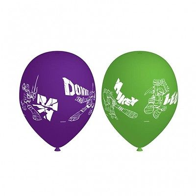 Ninja Turtles Party Luftballons