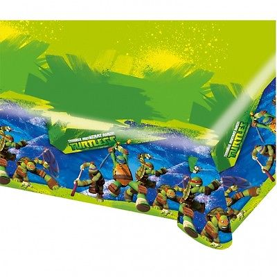 Ninja Turtles Party Tischdecke