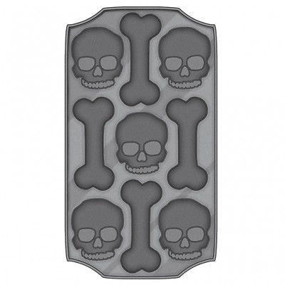 Eis Würfel Maker / Form Totenköpfe und Knochen